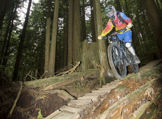 Freeride Mountain Bike Kanada BC
