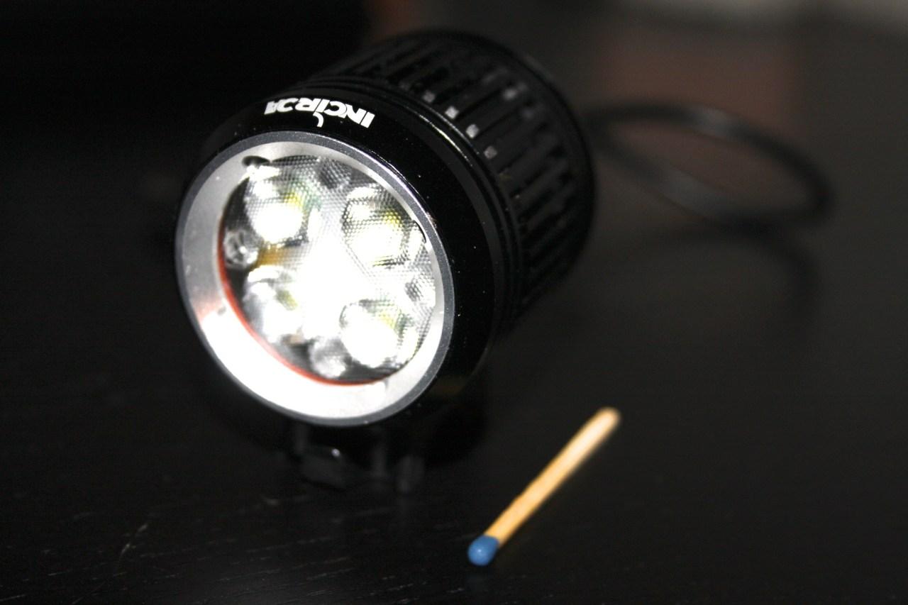 InCirca Helios TSH - Bikelicht mit 1600 Lumen (MagicShine)