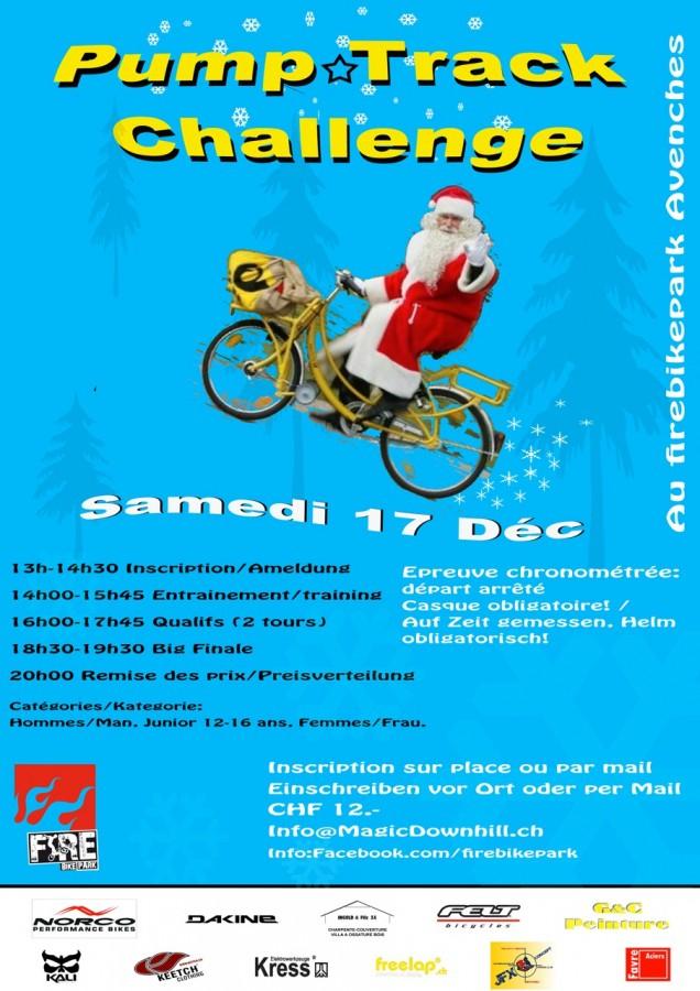 Fire Bikepark Pumptrack Challenge
