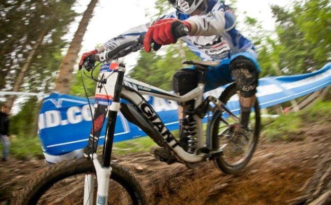 UCI Leogang 2011 Danny Hart By AleDiLullo
