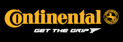 Continental Logo - Get the Grip