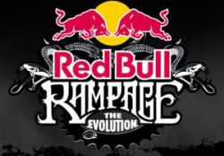 Red Bull Rampage 2012 Logo - The Evolution