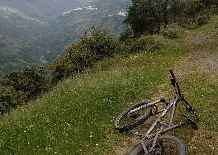 Sierra Nevada MTB Freeride Downhill Shuttle