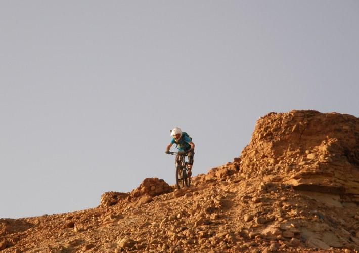 Adrenalin und spielerische Trails auf der Abfahrt