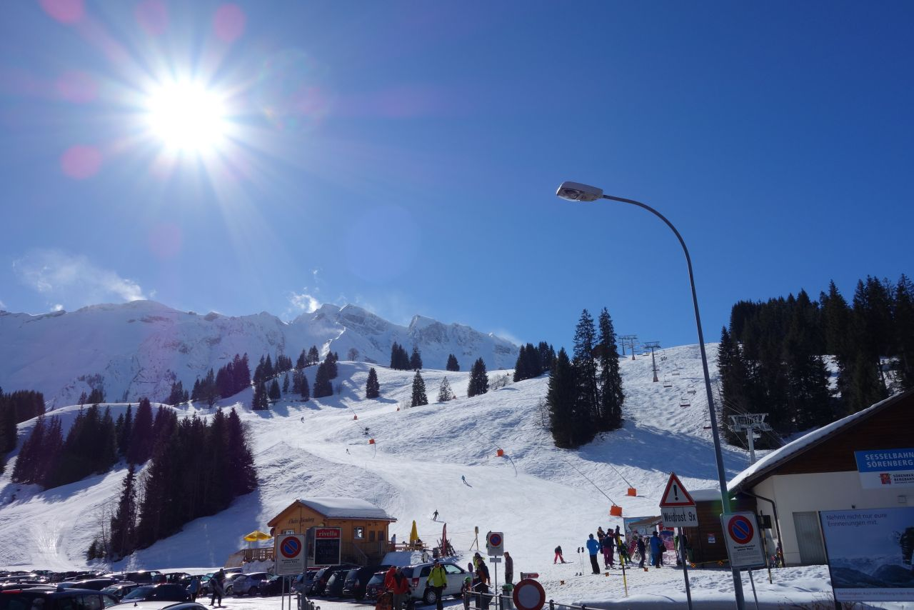 snowbike sörenberg schneevelo