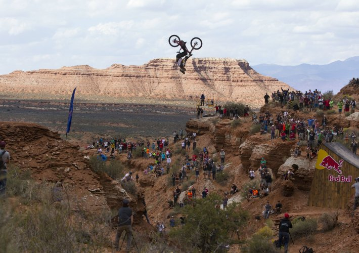red bull rampage 2014