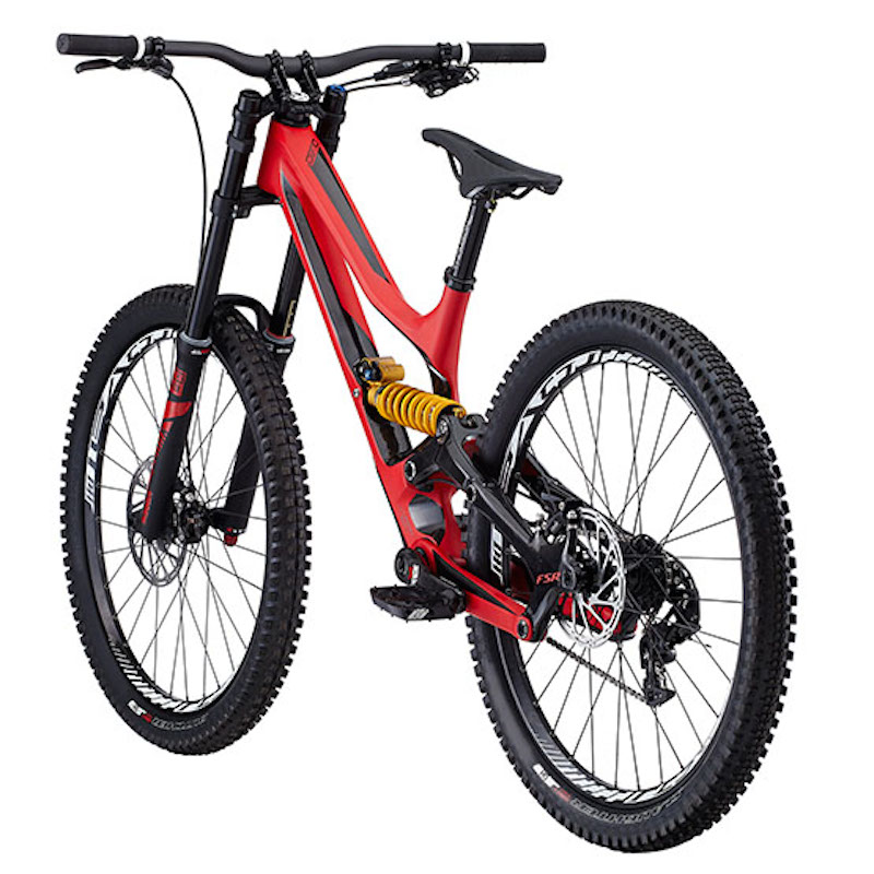specialized demo 2015 rahmen sworks