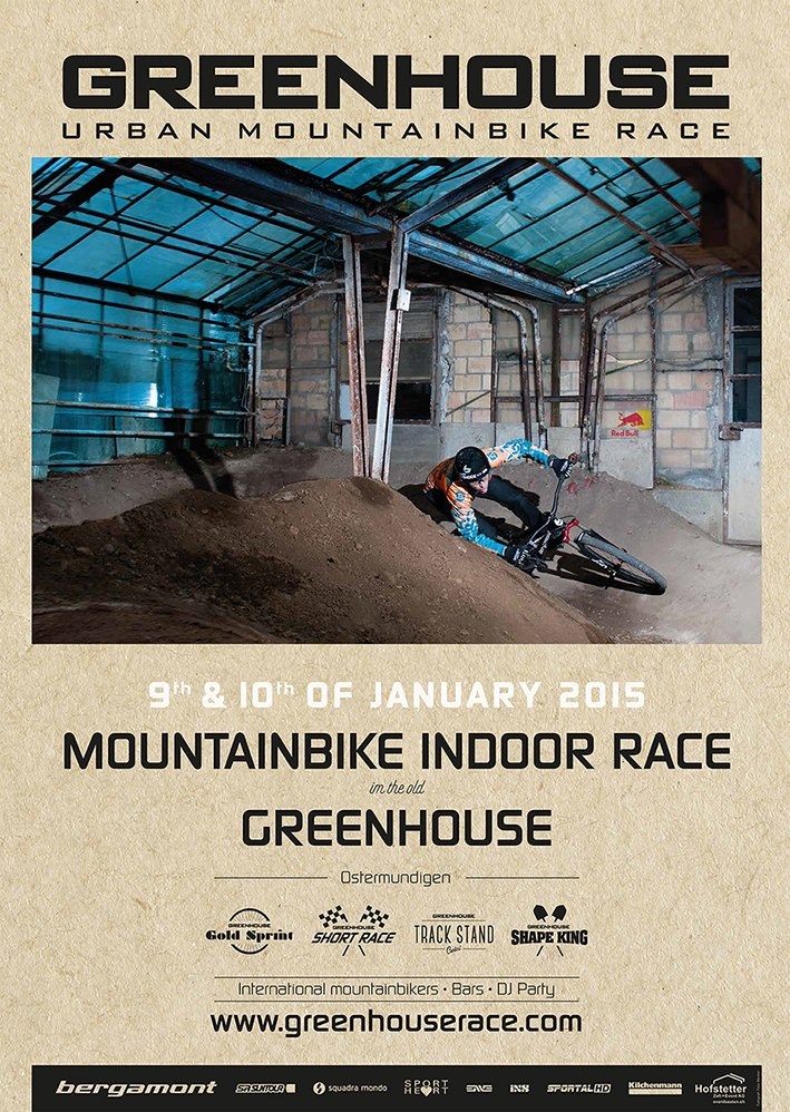 greenhouse pumptrack race 2015 flyer