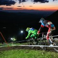 24h downhill race the night semmering zauberberg 2015