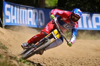 uci mtb downhill world cup lenzerheide 2015 training