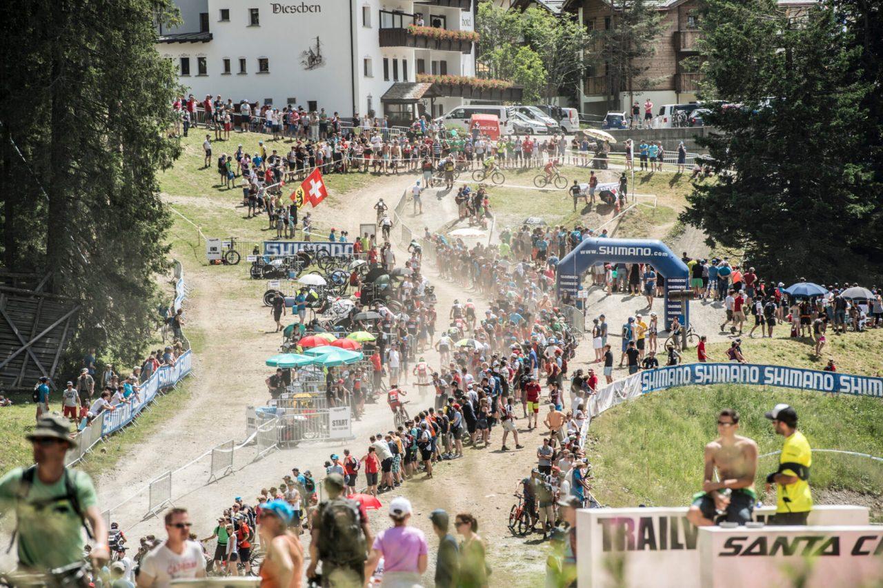UCI MTB World Cup_Lenzerheide_Bike Arena_2015_Christian Egelmair