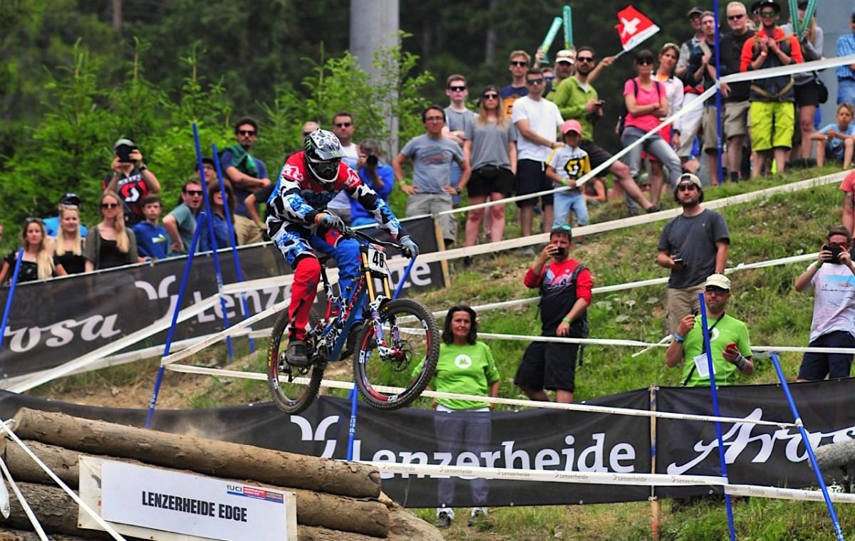downhill worldcup lenzerheide 2016