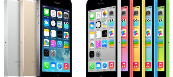 Apple iPhone 5S 5C