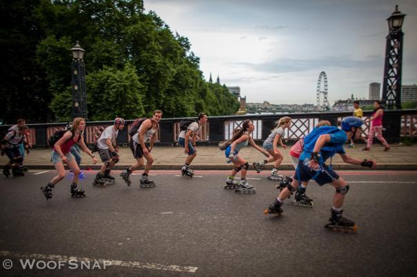 London Friday Night Skate