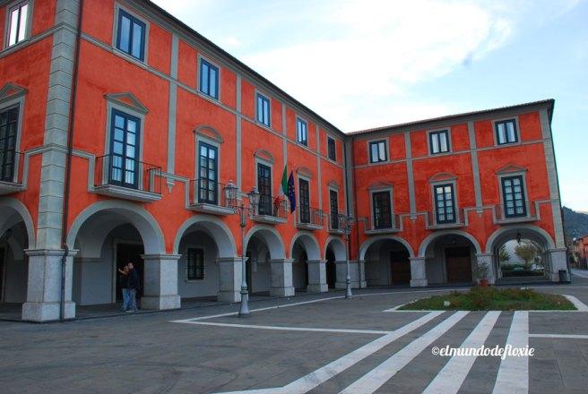 Comuna de San Pietro Al Tanagro