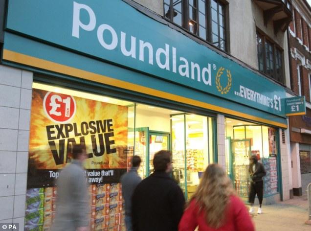 Pounland Portobello Road