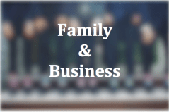 Family and Business Button on Executive Coaching Services by Floyd Jerkins