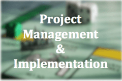 Project Management and Implementation Button on Executive Coaching Services by Floyd Jerkins