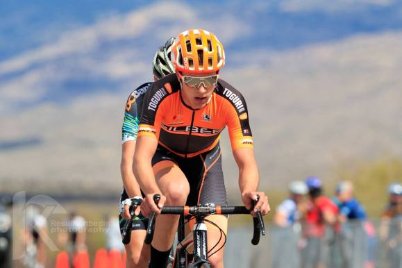 Zuke on his way to 2nd at the Colossal Cave RR
