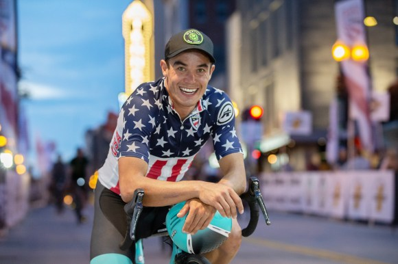 Travis McCabe. Your 2019 US Pro Crit Champion ©VeloImages