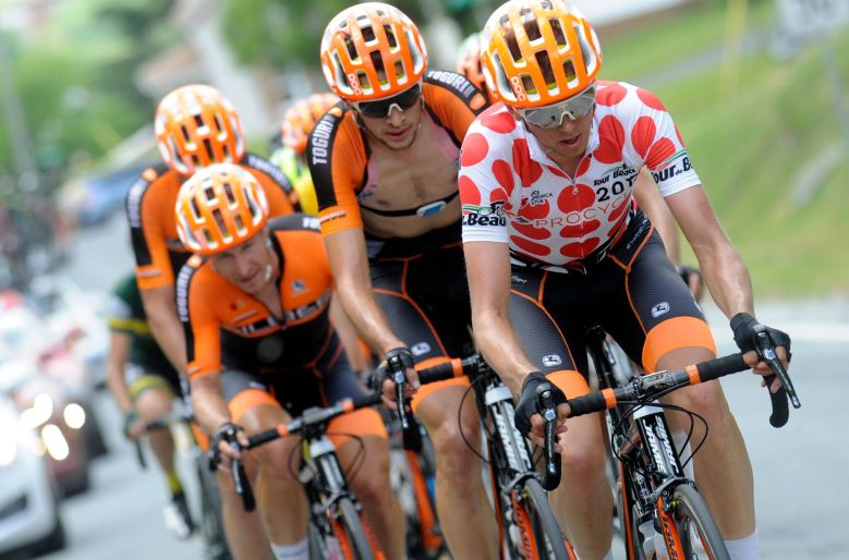 In dots at Beauce ©VeloImages