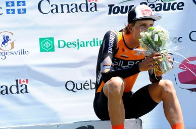 Stage 3a ITT: Roberge in 3rd ©VeloImages