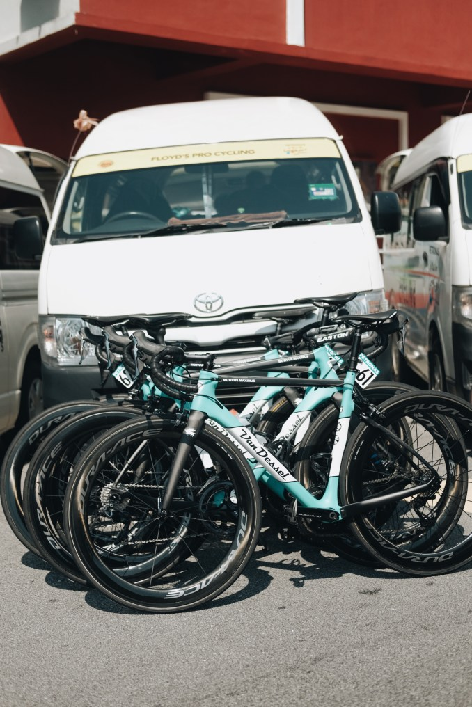 Our Van Dessel bikes are simply lovely