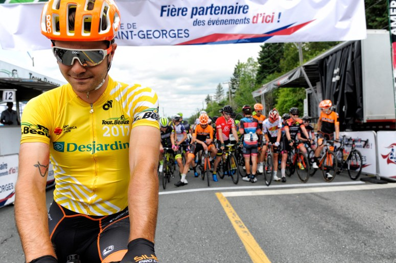 Cowan at the Tour de Beauce ©Veloimages