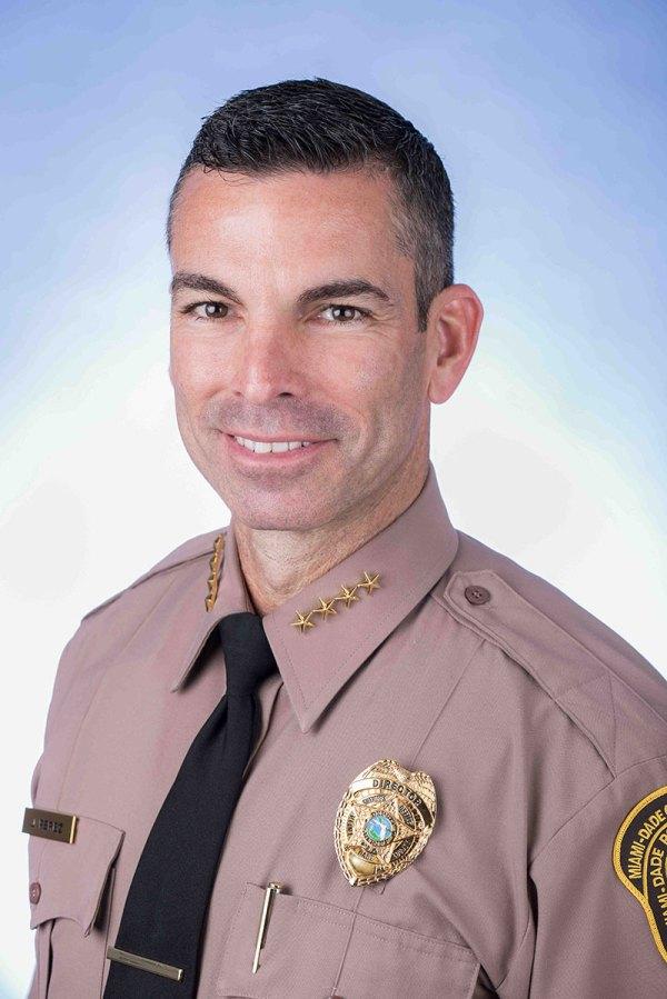Miami-Dade County Sheriff Bio