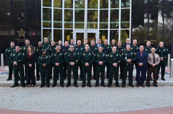 Florida Sheriffs Association Announces the 2016 Commanders Academy Graduating Class
