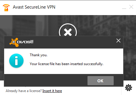 Avast SecureLine VPN License Key + Crack & File Free ...