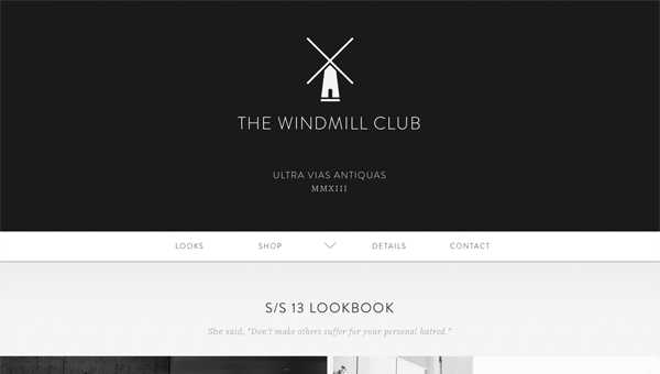 The Windmill Club