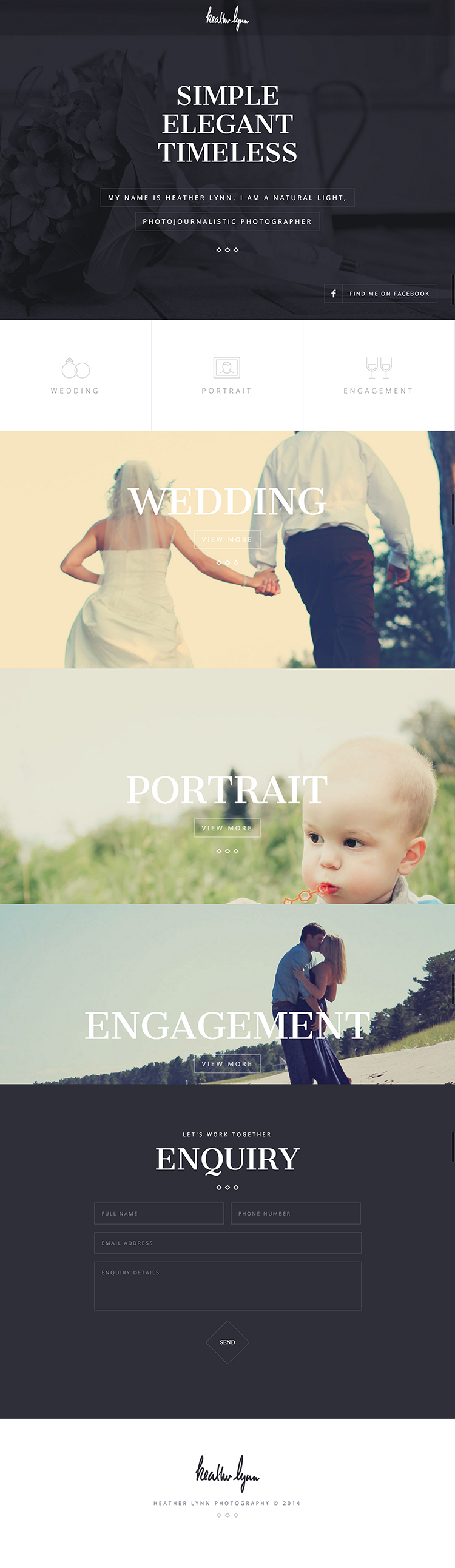 Heather Lynn Photography Wedding Engagement Portrait Photographer located in Houghton Michigan