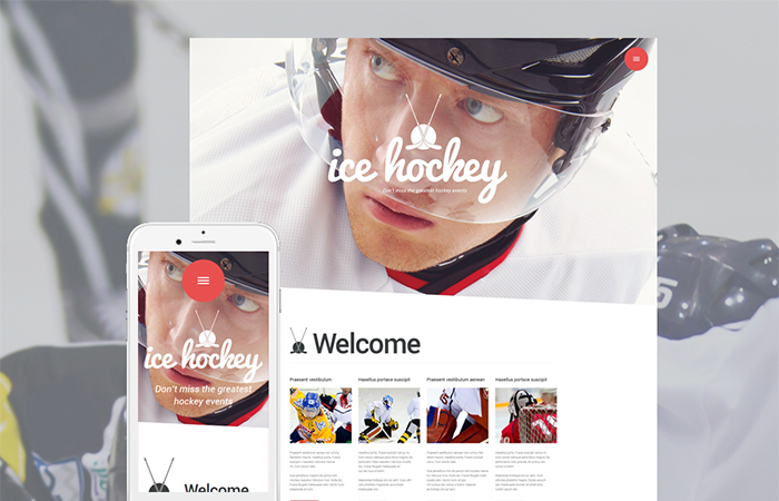 Sports Blog WordPress Theme