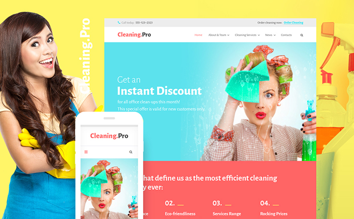 Best 20 Creative Flat WordPress Themes