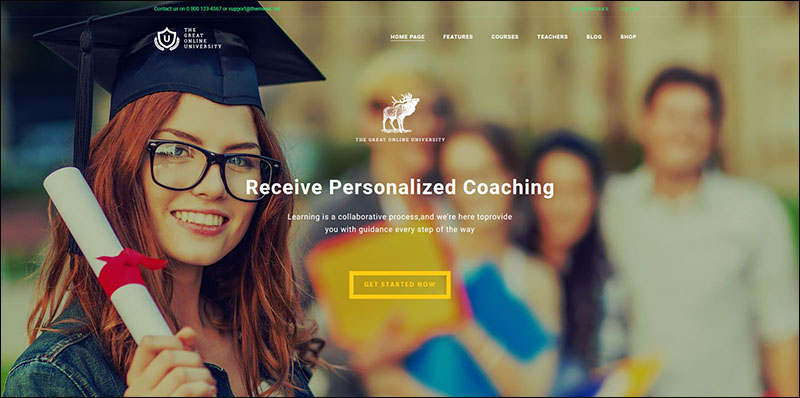 10 Free and Premium Education WordPress Themes