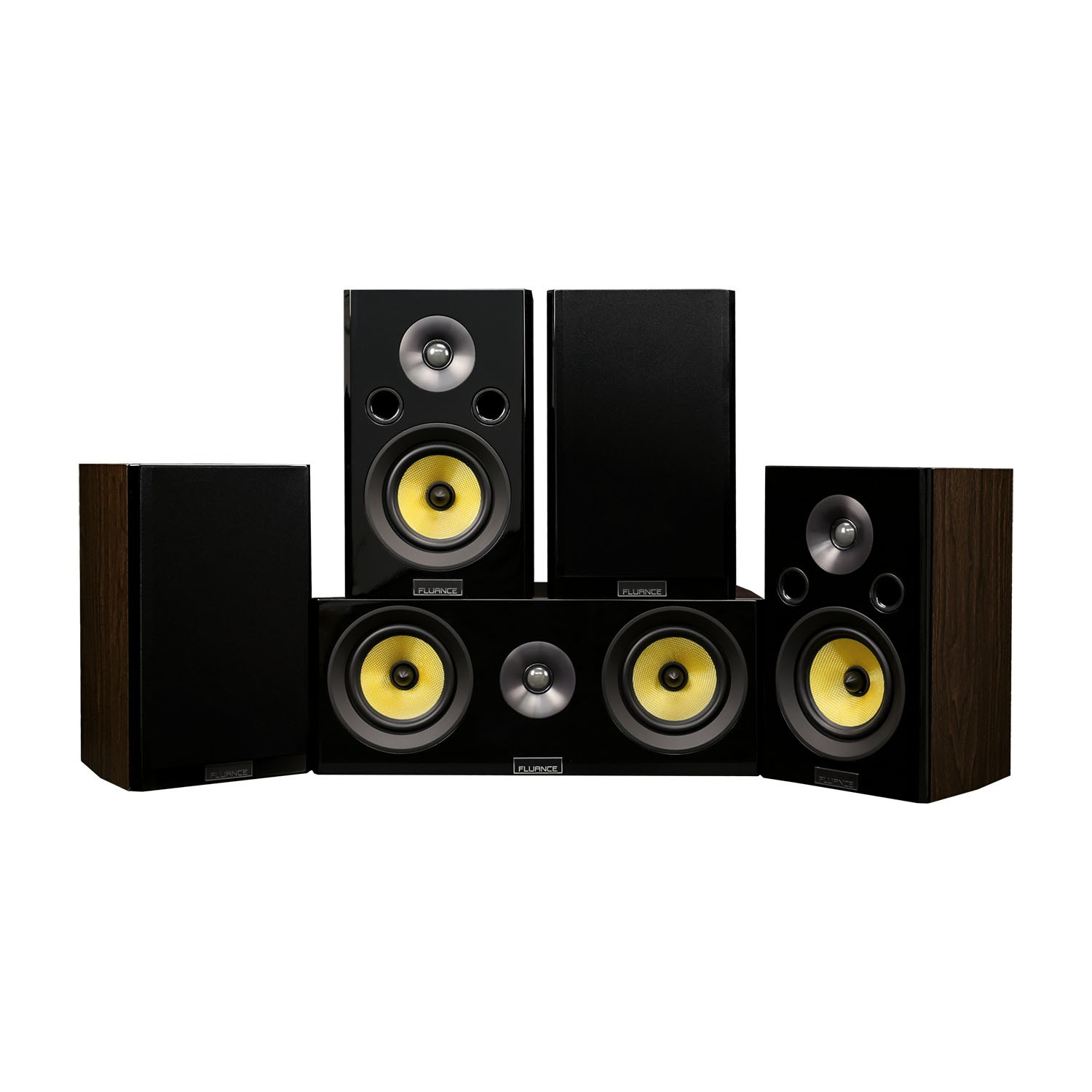 Best Kitchen Gallery: Signature Series Hi Fi 5 0 Home Theater Speaker System With of Home Theater Audio on rachelxblog.com