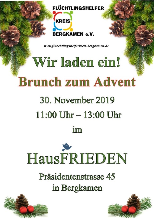 Brunch zum Advent