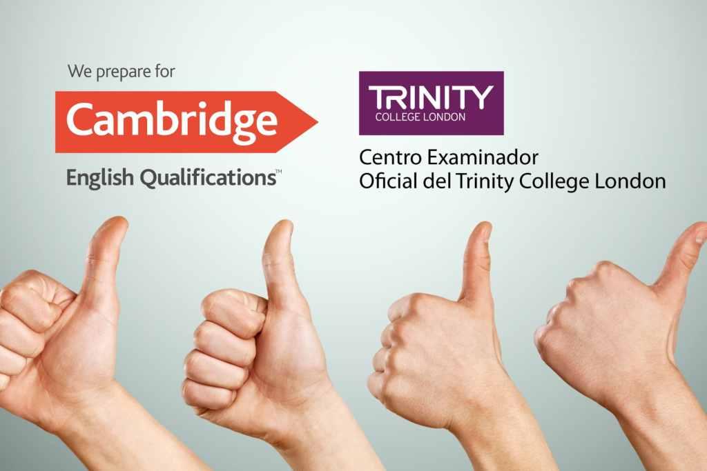 Inscripción YLE & Trinity College