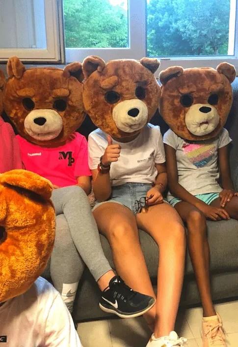 Campamento Fluency Bear 2020 Reservas