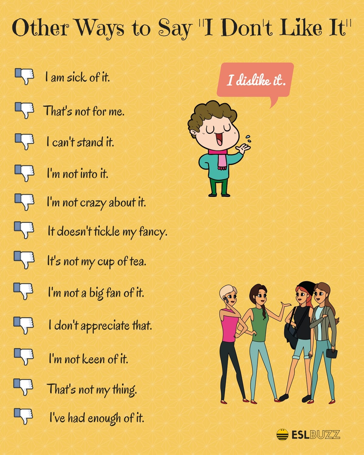 Learn 80 Useful Expressions In English