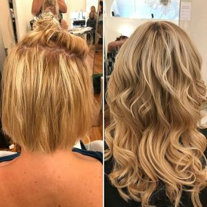 Extensions bar at fluff denvers top hair extensions fluff is one of denvers top providers for hair extensions and maintenance pmusecretfo Images