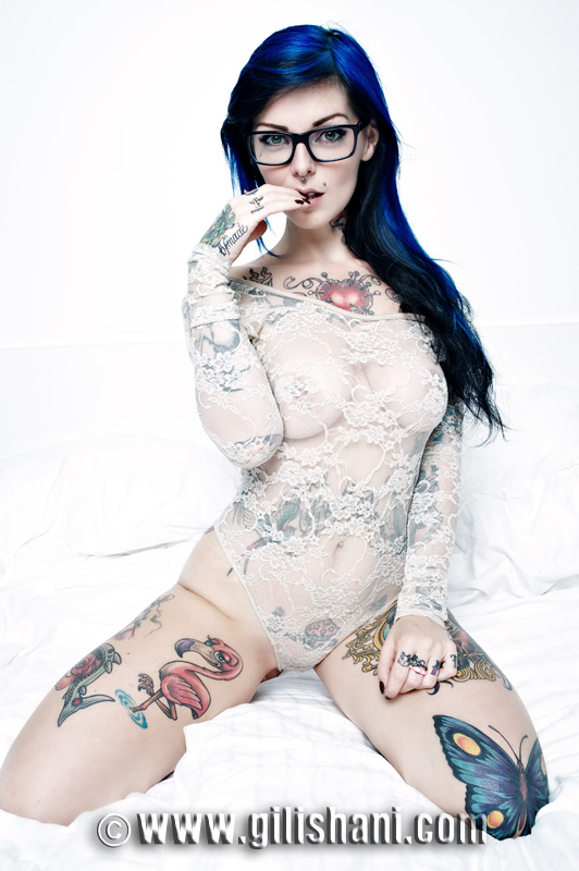 Their veins become spirit: Riae Suicide by Gianluca