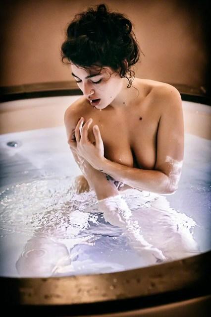 Photo F.M., model Alessandra Giulia