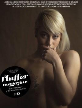 Fluffer Magazine cover issue 9