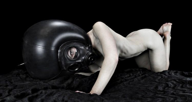 Photo Flavio Di Nardo, model Olivia Lezard