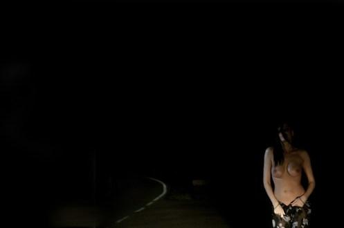 Photo Massimo Vecchia, model Letizia Petre