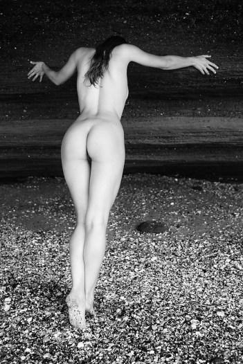 Photo Christophe Vermare, model Jessica Tomico