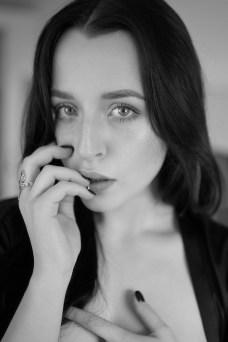 Photo Thomas Berlin, model Quinn Linden