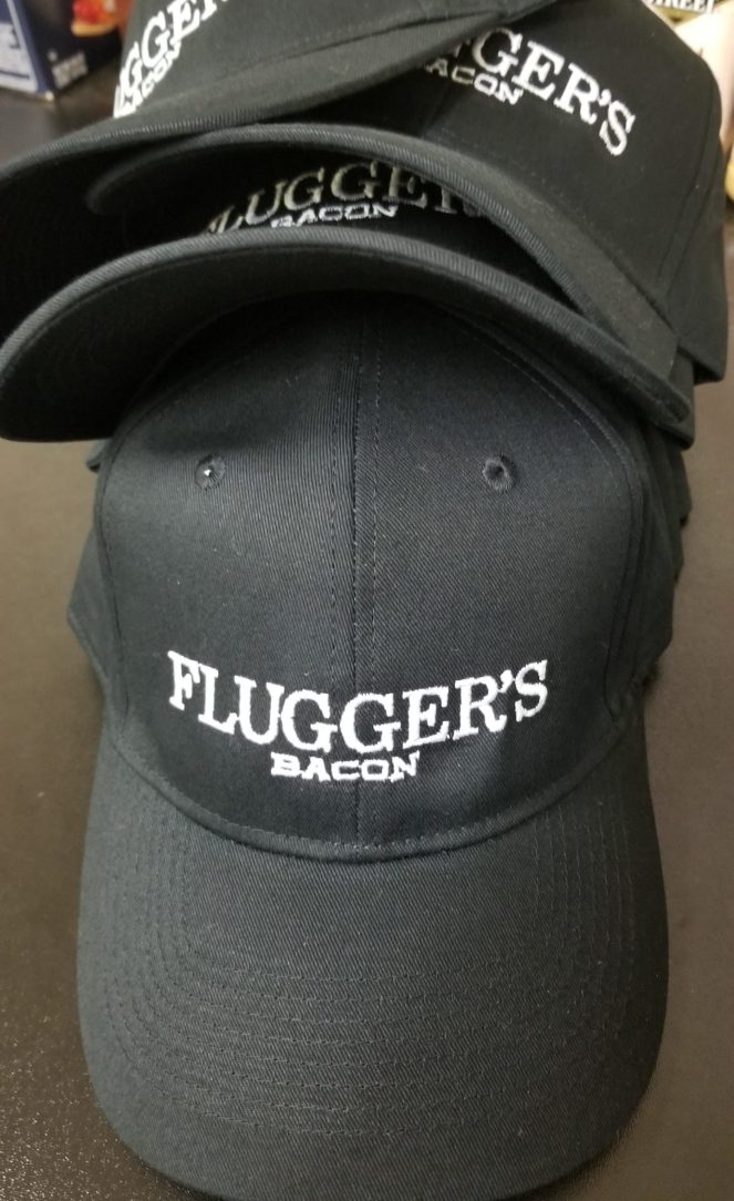 Fluggers Bacon Black Hat